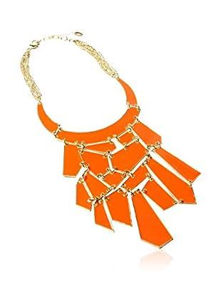 Amrita Singh Collar Geometric Enamel