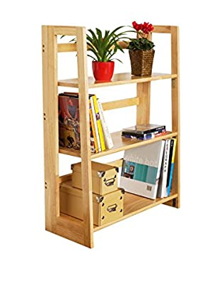 Premier Houseware  Bücherregal 2400858 natur