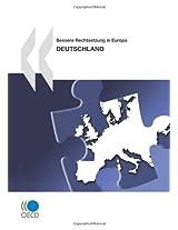 Bessere Rechtsetzung in Europa: Deutschland 2010