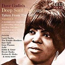 【クリックでお店のこの商品のページへ】Dave Godin's Deep Soul Treasures: Taken From The Vaults, Vol. 1 [CD, Import, from US]