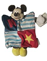 Disney Mickey Mouse Plush Blankie for Baby