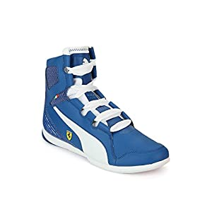 Valorosso Mid Sf Webcage 2 Blue Sneakers