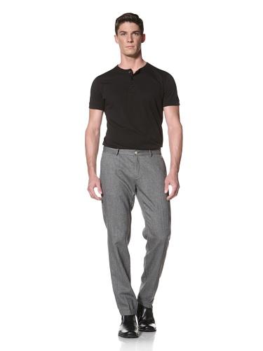 LOVE Moschino Men's Tweed Pant (Grey)