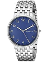 Skagen Analog Blue Dial Men's Watch - SKW6201