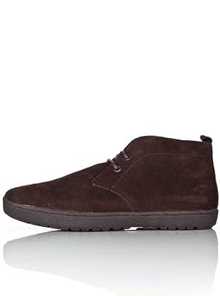 Lumberjack Zapatos Abotinados Sonic (Marrón)