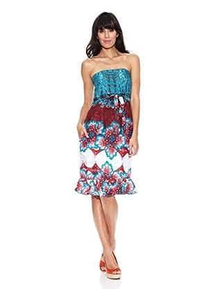 Desigual Vestido Isabellat (Multicolor)