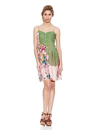 Peace & Love Vestido Sly (Verde)