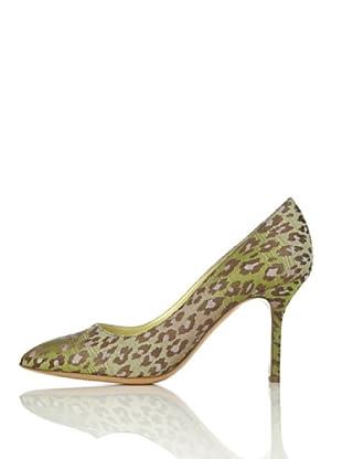 Pollini Zapatos San Marco Evangelista (Verde)