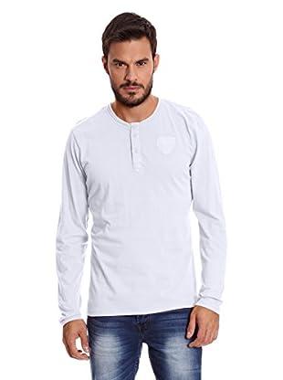 Paul Stragas Camiseta Manga Larga Randolph (Blanco)