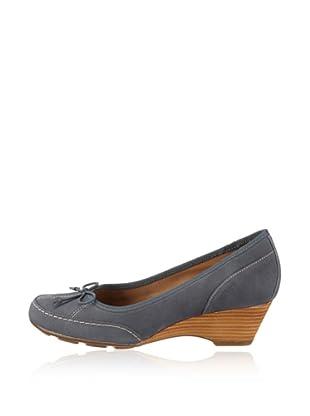 Clarks Zapatos Harmonious Fun (Azul)