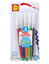 ALEX Toys Artist Studio Squeezable Brush Paints