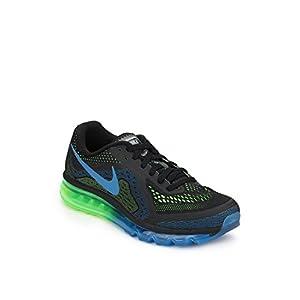 Air Max 2014 Black Running Shoes