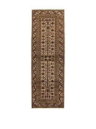 Design Community By Loomier Teppich Bamiyan braun 99 x 298 cm