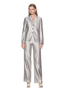 Loro Piana Women's Saba Elegance Jacket (White/Black)