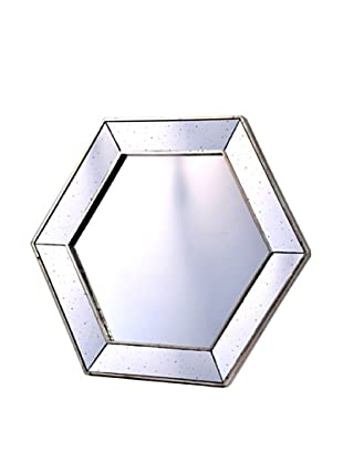 HomArt Large Hexagonal Versailles Mirror