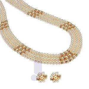 Wonder Pearl Necklace | Color Multicolour