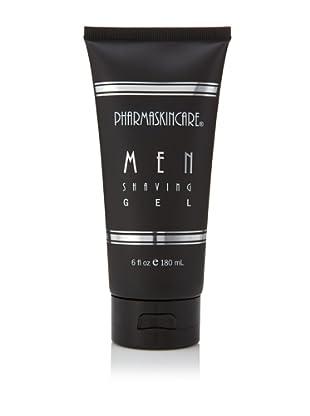 Pharma Skincare Men's Shaving Gel, 6 oz