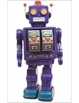 Alexander Taron Battery-operated Robot - Color May Vary