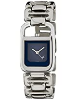 Fastrack Analog Navy Dial Women's Watch - 6097SM01