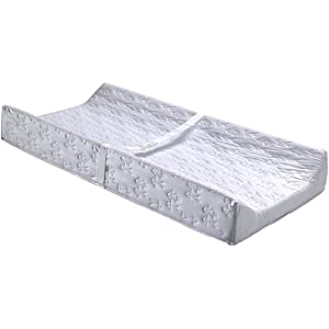 Child Craft Contour Changing Pad, White