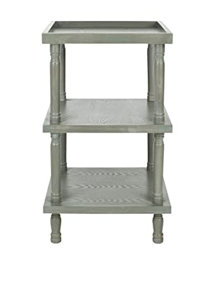 Safavieh Esmeralda Side Table, Ash Grey