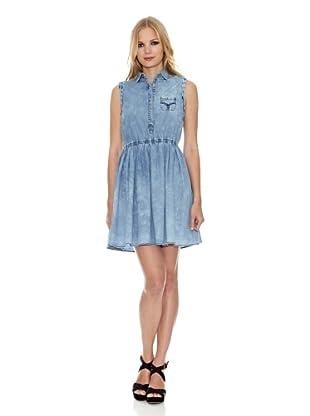 Lois Vestido Jeanine (Azul)