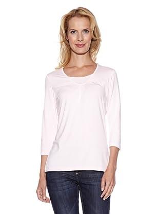 Frank Walder Shirt 3/4 Arm (Rosa)