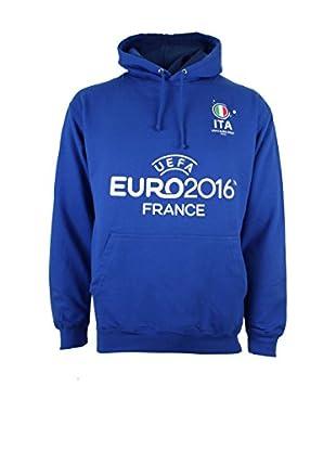 EURO 16 Kapuzensweatshirt Italy Badge