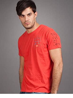 Pepe Jeans London T-Shirt Rude rot XXL