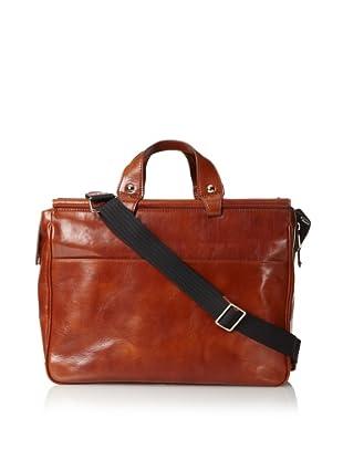 Bosca Men's Dowel Bag (Amber)