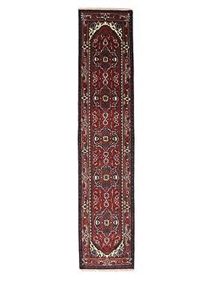 Darya Rugs Traditional Oriental Rug, Red, 2' 8