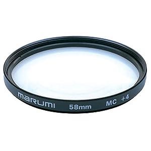 marumi カメラ用フィルター クローズアップフィルター 49 mm 接写 MC クローズアップ+4 034067