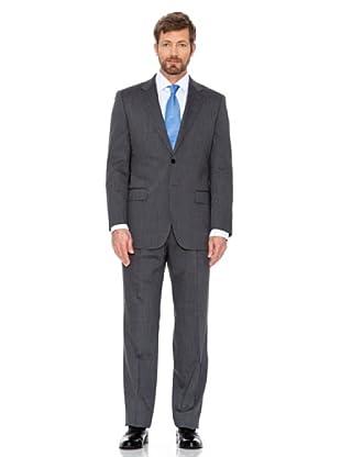 Cortefiel Klassischer Anzug (Anthrazit)