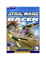 Star Wars Episode 1: Racer - PC