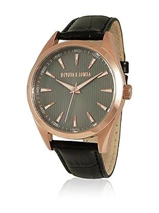 Devota & Lomba Uhr mit japanischem Uhrwerk Man 49 mm