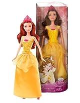 Belle ~11 Doll - Disney Sparkling Princess Series (2014 Edition)