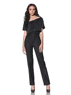 Chloé Women's Bolero Jacket (Black)
