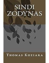Sindi Zodynas