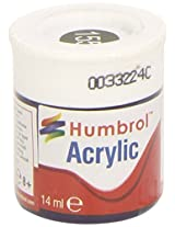 Humbrol Acrylic, Olive Drab