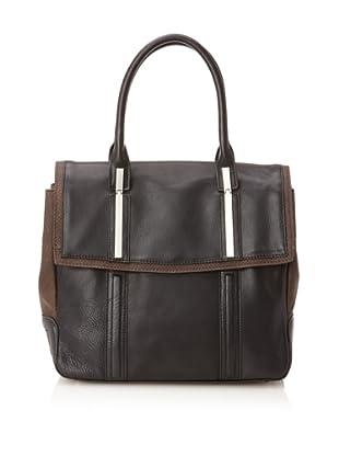 Walter Women's Enzo Tote Bag (Black/Chocolate)