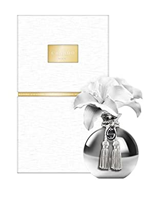 CHANDO Myst Collection White Lily Diffuser with 6.8-Oz. Fresh Lily Fragrance