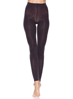 DIM Legging Opaque Veloute Opaco (Gris Carbón)