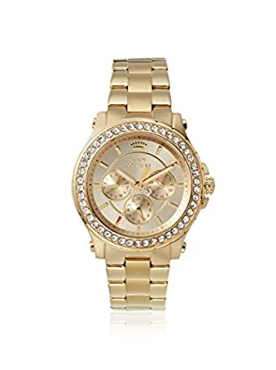 Juicy Couture Women's 1901049 Pedigree Gold Stainless Steel Watch