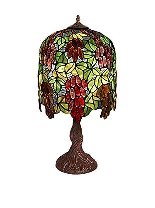 Arte dal Mondo Tischlampe Uva