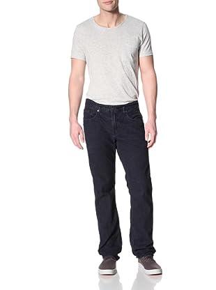 Kasil Workshop Men's Davidson Straight Corduroy Pants (Admiral)