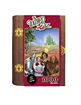 Masterpieces 1000-Piece Jigsaw Puzzle, 19.25 by 26.75-Inch, The Wizard of Oz by Masterpieces
