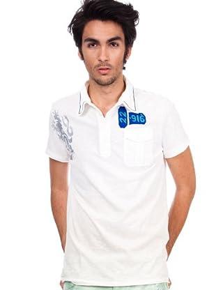 Custo Polo (Blanco)