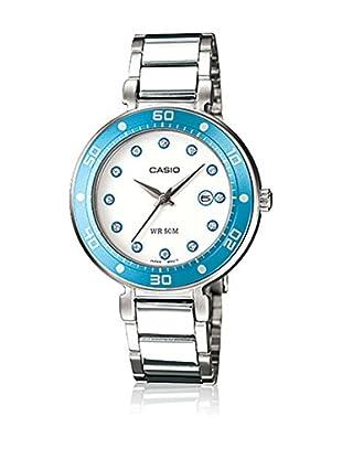 Casio Reloj con movimiento cuarzo japonés Woman LTP-1329D-2EVDF 34.0 mm