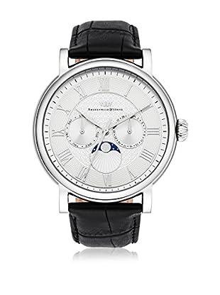 Rhodenwald & Söhne Reloj con movimiento cuarzo japonés 10010113 Negro 44 mm