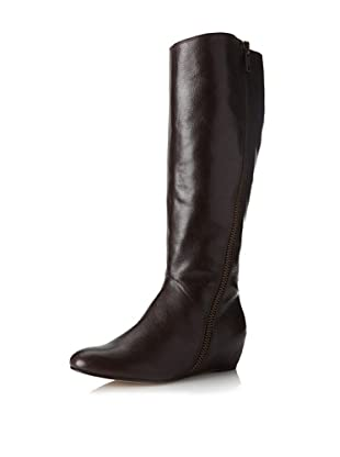 Corso Como Women's Doyle Knee-High Boot (Coffee)